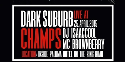 Dark Suburb Live at Champs