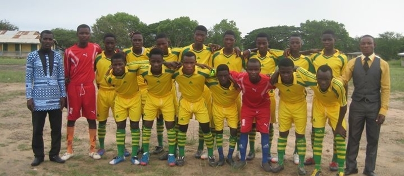 Winneba United Juniors vs. Winters' Soccer Academy