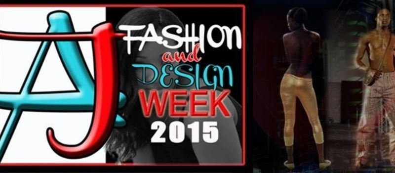 AJ FASHION & DESIGN WEEK 2015
