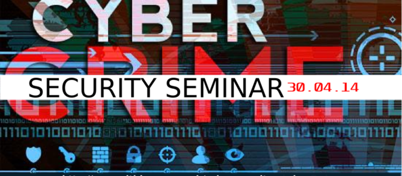 SEMINAR:CyberSecurity and Internet Governance – Does our Region have a plan?