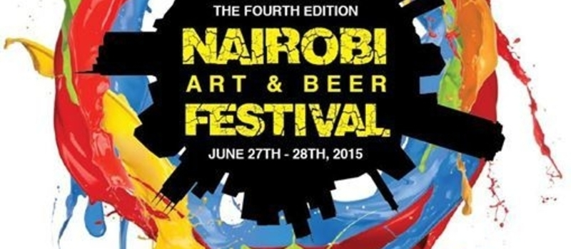 Nairobi Art & Beer Festival Vol IV