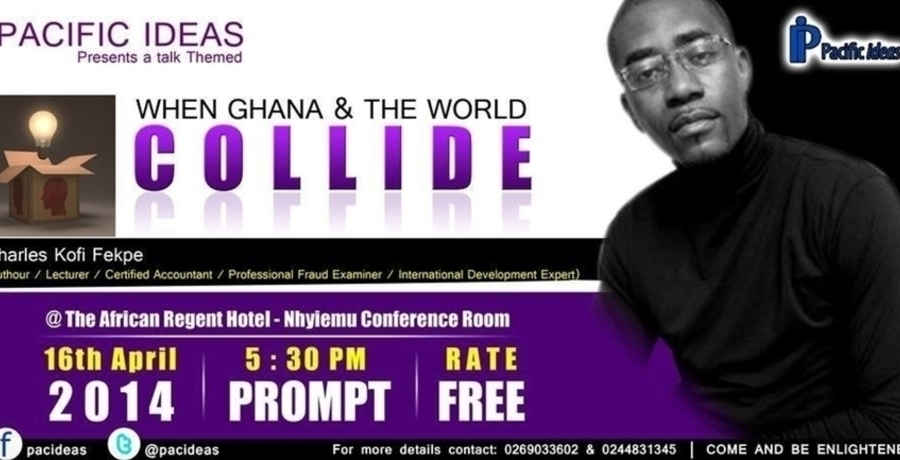Free Talk Seminar: When Ghana & the World Collide