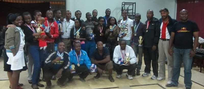 The 3rd Annual Simon Njeng'a Memorial TT Tournament