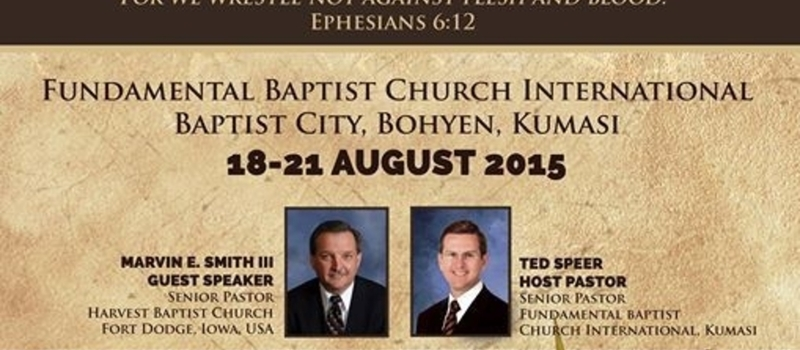 9th Annual Pastors' and Workers' Conference
