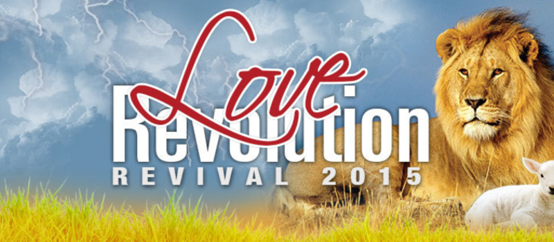 LOVE REVOLUTION REVIVAL 2015