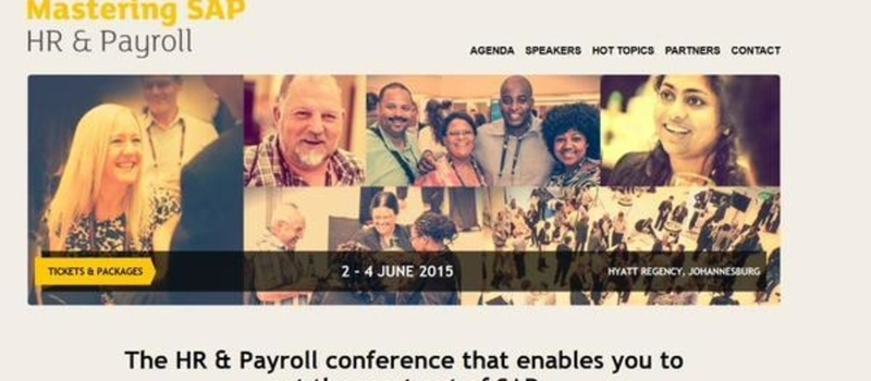 HR & Payroll Conference - Joburg, South Africa