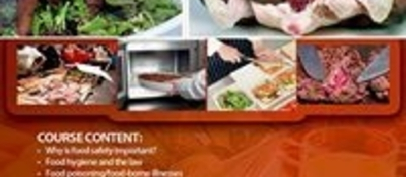 KNUST FOOD HYGIENE CERTIFICATE SHORT COURSE, 2015