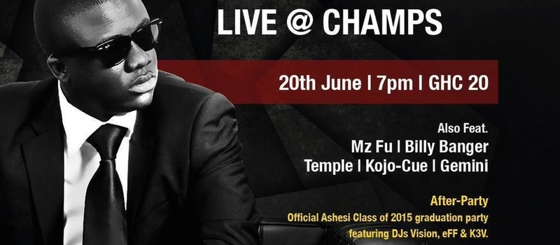 C-Real Live at Champs