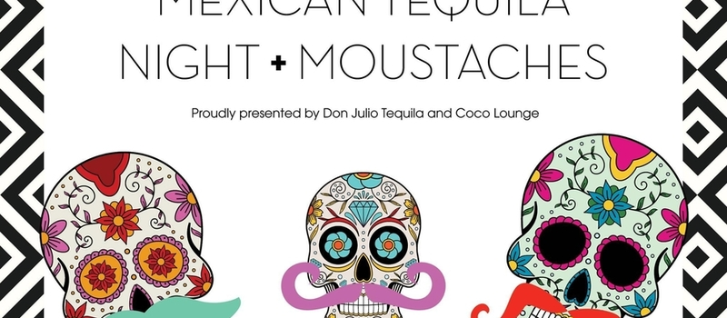 Moustache Party at Coco Lounge