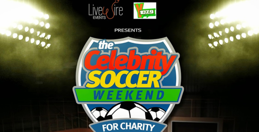 The Celebrity Soccer Weekend For Charity 2014