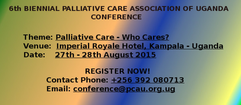 6th Biennial Palliative Care Conference