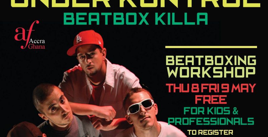 Under Kontrol Beatbox Killa