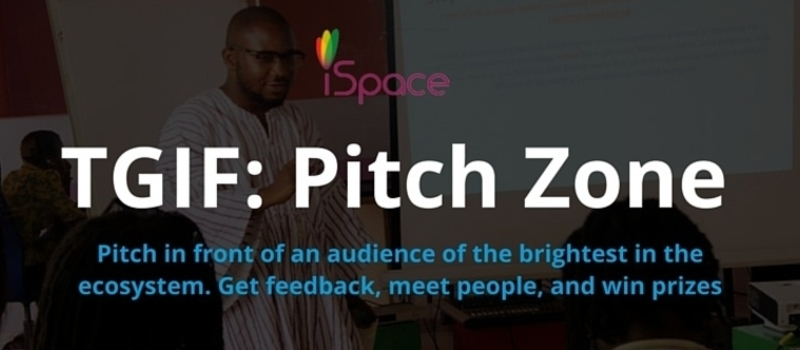 TGIF: Pitch Zone + iSpace @ two years!