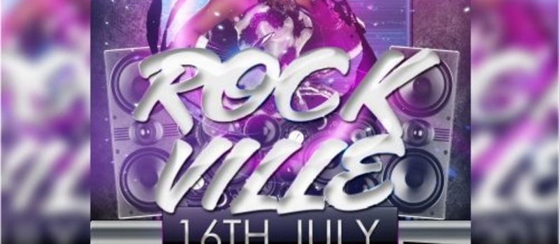 |★| ROCK VILLE|★| VIP PARTY |★| 16-JULY-2015