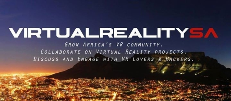 Virtual Reality South Africa Launch Event