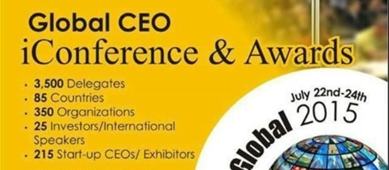 The Scepters Global CEO iConference