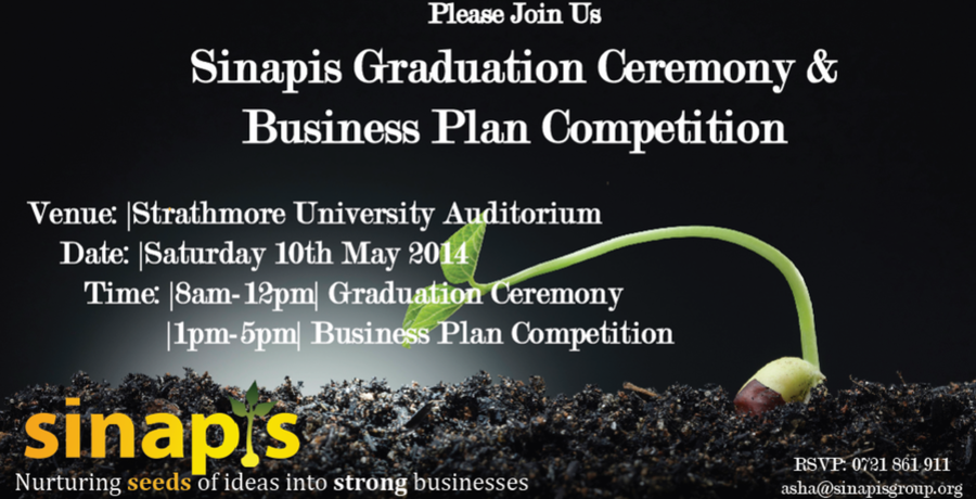 Sinapis Business Plan Competition