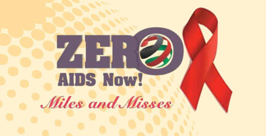 ZERO AIDS NOW CONFERENCE: Miles & Misses