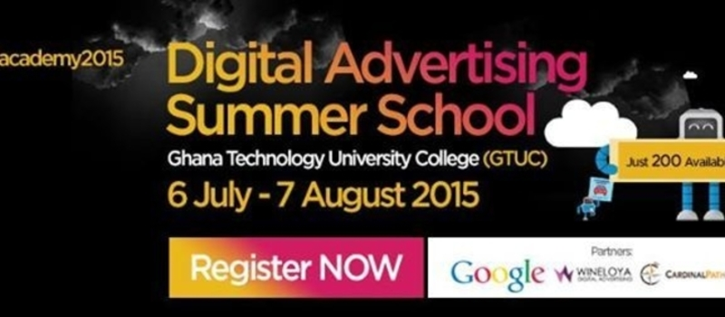 Digital Advertising Summer School 2015