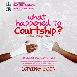 What Happened To Courtship Stage Play
