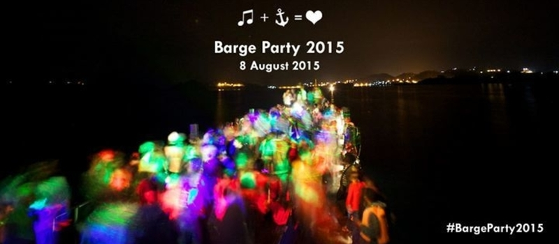 Barge Party 2015 Edition
