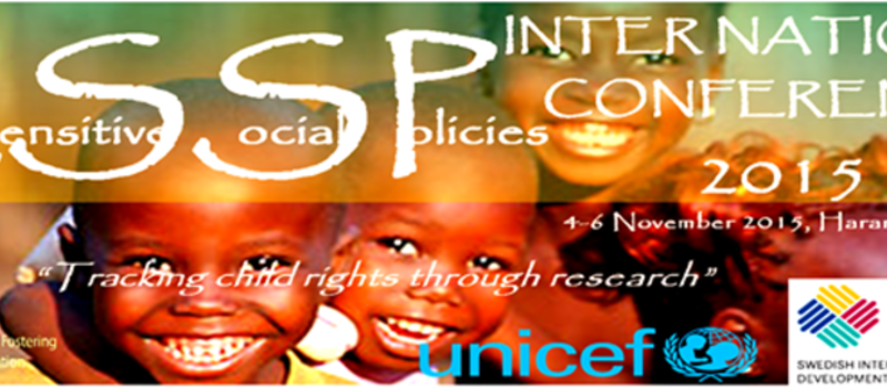 CHILD SENSITIVE SOCIAL POLICIES INTERNATIONAL  CONFERENCE