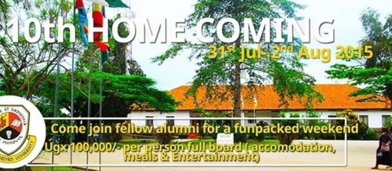 10th Alumni Home Coming