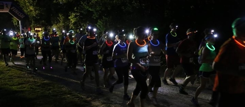 Kinetic Night Trail Run - Parkview