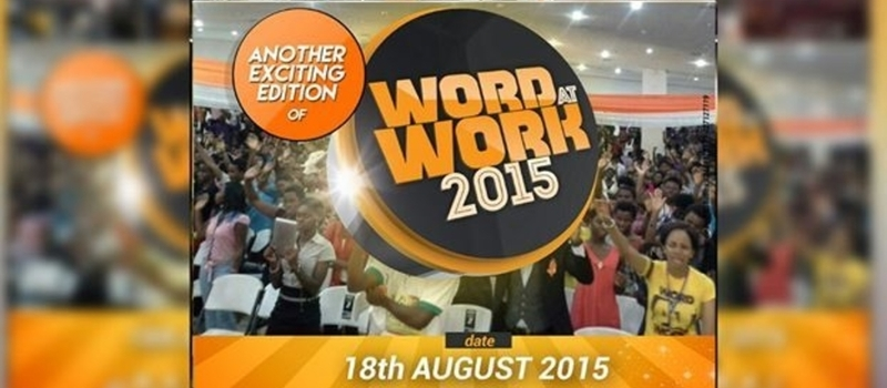 WORD AT WORK 2015