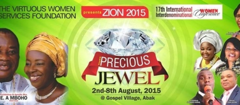 ZION 2015 INT'L WOMENS CONFERENCE