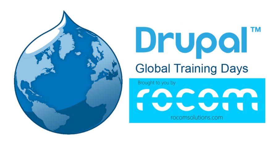 Free Drupal Training (Drupal Global Training Days)