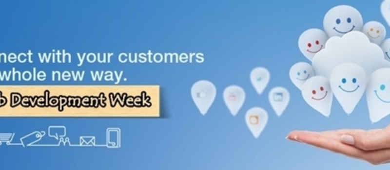 Build & Transform Your Business - Web Development Week