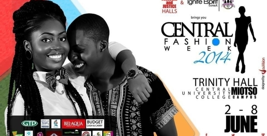 Central Fashion Week 2014