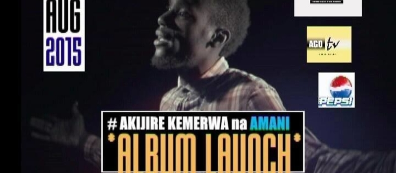 AkijireKemerwa Album Launch
