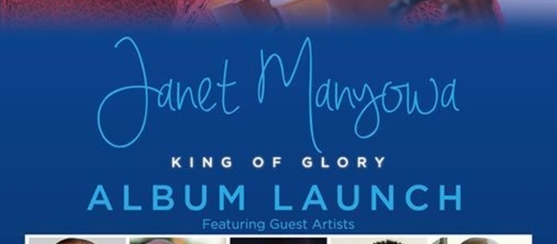 JANET MANYOWA ALBUM LAUNCH