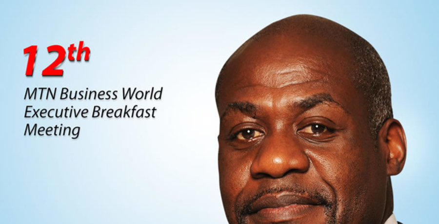 12th MTN Business World Executive Breakfast Meeting