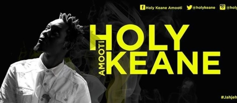 JAH JEHOVAH CONCERT BY HOLY KEANE AMOOTI