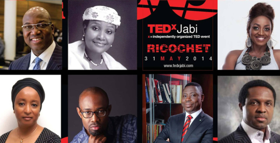 Ricochet  Nigerian Ideas Worth Spreading