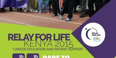 Relay For Life - Kenya 2015