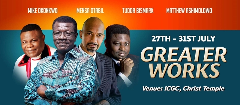 Greater Works 2015