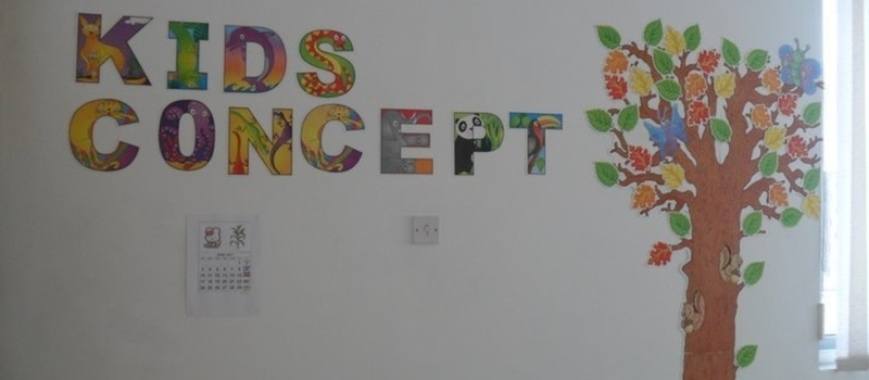 Kids Concept Saturday Workshops