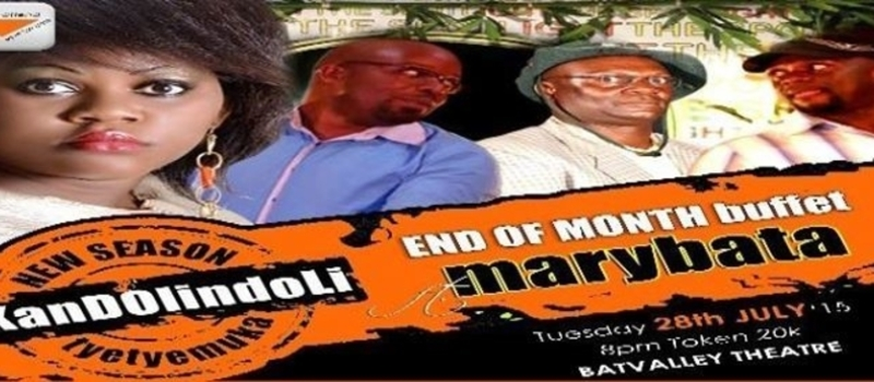 Akandolindoli End of July Comedy Buffet  ft Mary Bata