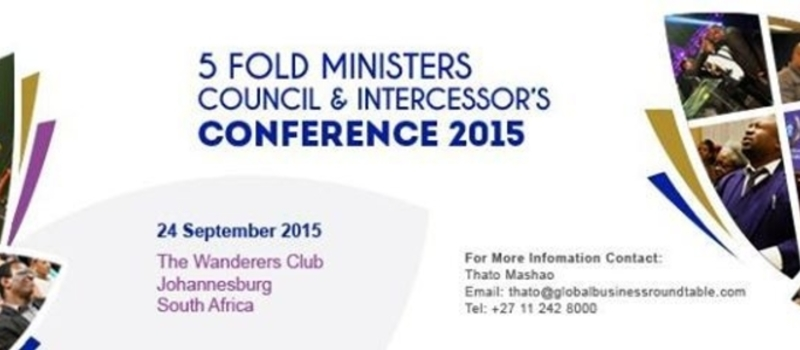 Five Fold Ministers Council & Intercessors Conference