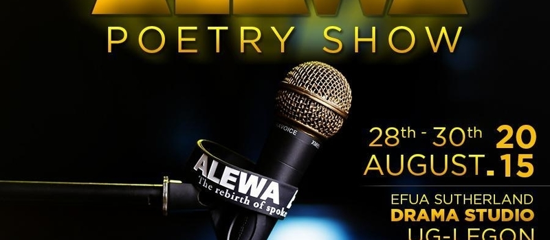 ALEWA POETRY SHOW