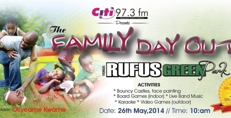 The CitiFM Family Day Out - 2014