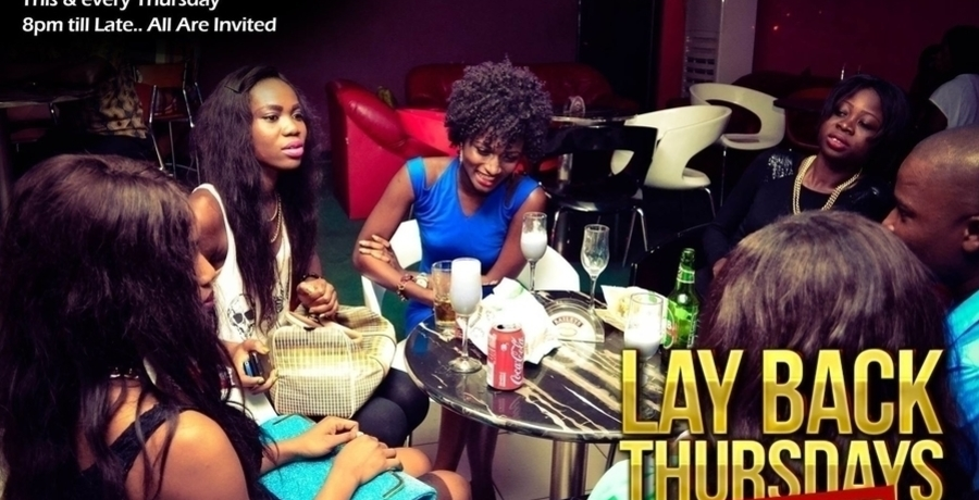 The Lay Back Thursdays (Corporate Hang Out)