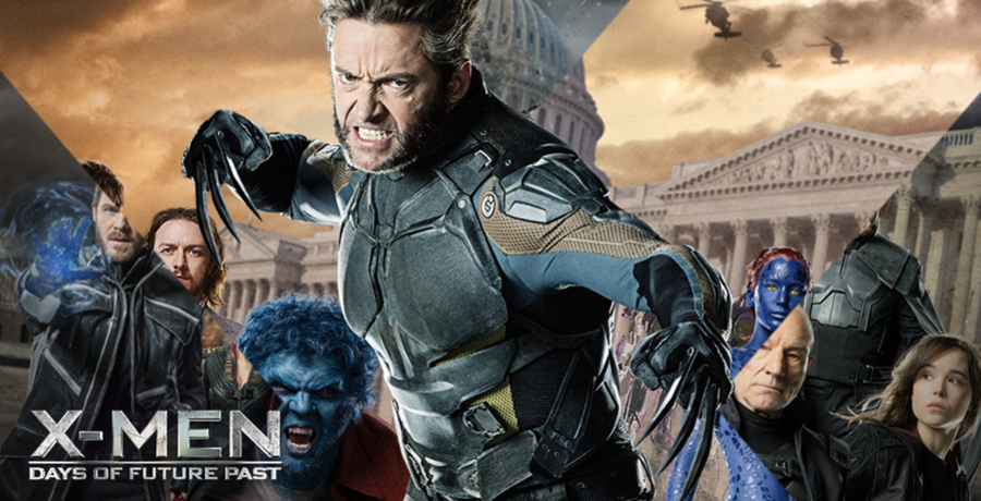 X-Men: Days of Future Past this Friday (Premier)