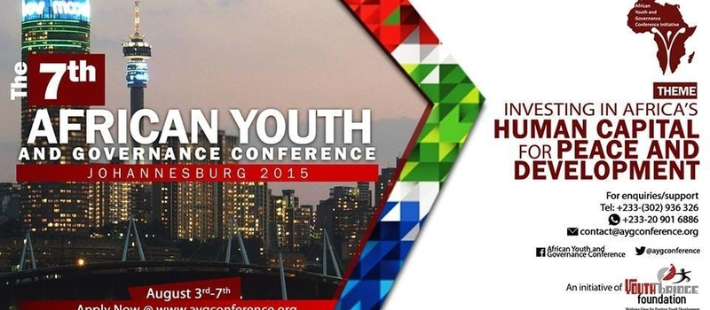 The 7th African Youth and Governance Conference