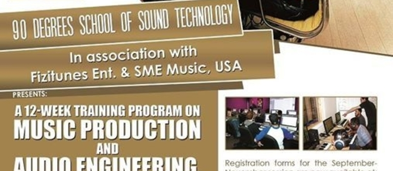 90 Degrees School of Sound Technology