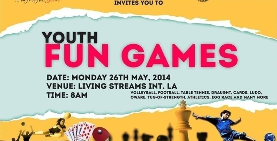 Youth Fun Games 2014